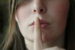 secrets à ne pas dire