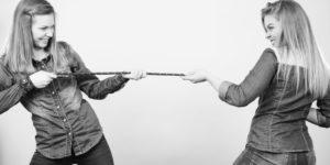 rivalité féminine